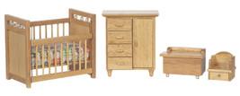 Dollhouse Miniature Nursery Set SALE - $28.99