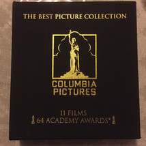 Columbia Pictures The Best Collection 14 DVD SET 2008 11 Films 64 Academ... - $46.64