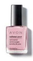 Avon Nailwear Pro Pastel Pink Nail Polish New in Box  - $12.99
