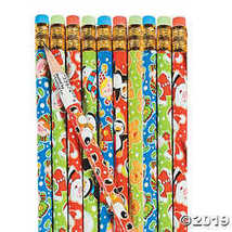 Christmas Characters Pencil Assortment - $27.43