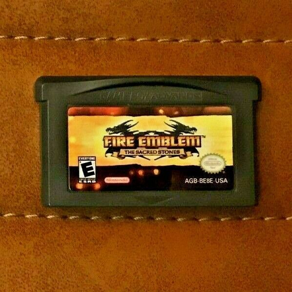 Primary image for Fire Emblem The Sacred Stones, Nintendo Game Boy Advance GBA, (Tested/Working)!