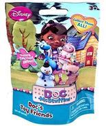 Disney Doc McStuffins Doc's Toy Friends Mystery Pack [1 Random Figure] - $4.41