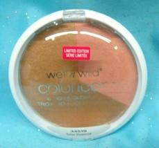 Wet N Wild Coloricon Blush & Glow Trio Bronzer Highlight ~34519 SOLAR POWERED~!! - $12.28