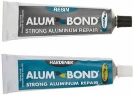 Hy-Poxy H-450 Alumbond 6.5 oz Aluminum Putty Repair Kit - $29.94
