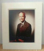 Sir John Templeton Signature Signed Photograph Famous Investor Autograph - $49.45
