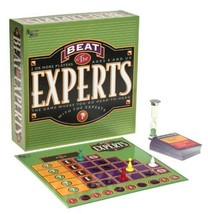 University Games Beat the Experts Q&A Trivia Game New Factory Sealed - $11.63