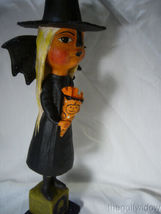 Bethany Lowe  Witchy Bat Girl no. HH9216 image 4
