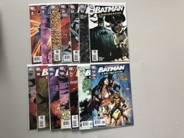 Lot of 14 Batman Confidential (2006) from #4-53 VF-NM Near Mint - $35.64