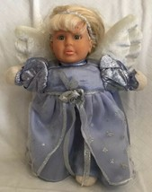 "Be'An Angel/ BeAn Angel Collectible ""Peace"" Wings Bean Bag Doll USA Purp... - $12.99"