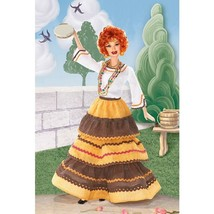 Barbie as I Love Lucy The Operetta Episode 38 Barbie Collector - $49.45