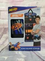 NEW Hasbro NERF - ELITE Over The Door Storage ~8 Pouches~ Bullseye Target - $14.24