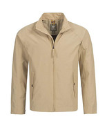 Timberland Men's Mount Clay Waterproof Bomber Tan Jacket 5859J Size S - $79.99