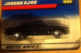 Hot Wheels, Jaguar XJ40 - $2.00
