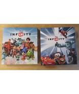 Disney Infinity Power Discs Albums with 41 Discs - $49.49