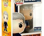 Funko POP TV: Doctor Who Twelfth Doctor With Spoon Hot Topic Exclusive #238 Figu