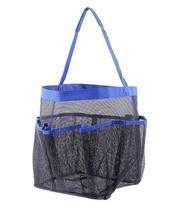 Hanging Toiletry Bath Organizer Shower Tote Mesh Caddy Dorm Gym Camp Travel - $23.81