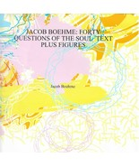 Jacob Boehme: Forty Questions of the Soul text plus figures [Hardcover] - $24.95