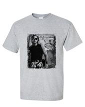 Nake plissken john carpenter reto sci fi movie t shirt distressed online store for sale thumb200