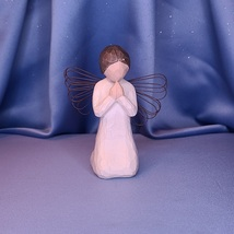 "Willow Tree ""Angel of Prayer"" Figurine by Demdaco - $18.00"