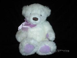 Gund White Plush Bear 15 Inch 42990 Retired 2003 Rare - $86.85