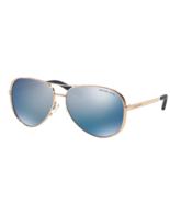 Polarized MICHAEL KORS Sunglasses CHELSEA MK 5004 100322 Rose Gold Tone ... - $139.95