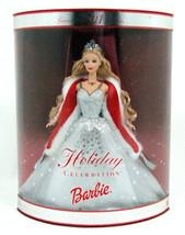 Mattel Holiday Celebration 2001 Barbie Doll Special Edition - 50304 NIB - $65.41