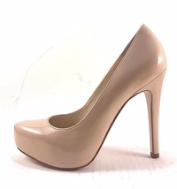 Jessica Simpson Parisah Sand Dune Patent High Heel Platform Pumps - $89.00