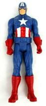 Marvel Legends Series 12 Inch Captain America Action Figure New Hasbro N... - $14.01