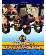 Super Troopers [Blu-ray] - $3.95
