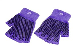 ProSource Grippy Yoga Gloves improve your yoga or Pilates practice by cr... - $10.05