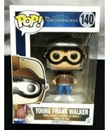 Funko Pop #140 Young Frank Walker  (Tomorrowland) - $5.83