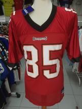 NEU Vintage Trikot Tampa Bay Buccaneers (M)#85 Anthony Adidas NFL Shirt ... - $54.26