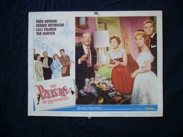 PLEASURE OF HIS COMPANY-1961-LC #4-FRED ASTAIRE-DEBBIE VG - $26.19