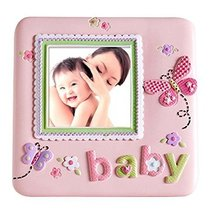 PANDA SUPERSTORE 3-inch Photo Frame Children Cute Photo Frame Wall Photo Frame P