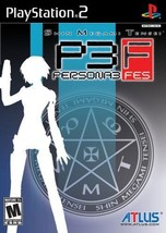 Shin Megami Tensei Persona 3 FES for PlayStation 2 [New] PS2 Video Game P3F - $19.99