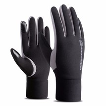 Winter Warm Touch Screen Gloves Soft Thick Fleece Lined Finger Outdoor W... - $9.98