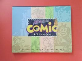 1995 USPS AMERICAN COMIC CLASSICS STAMPS & BOOK IN ORIGINAL ENVELOPE - $31.45