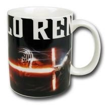 Star Wars Force Awakens Kylo Ren White Mug White - $16.98