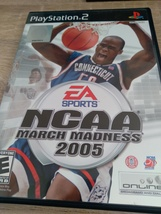 Sony PS2 NCAA March Madness 2005 - $4.00