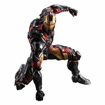 Marvel Comics Variant Play Arts Kai Iron Man (Pvc Painted Action Figure)F/S - $312.08