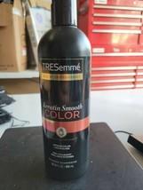 Tresemme Keratin Smooth Color Shampoo 20oz FREE SHIPPING  - $13.85
