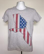 Mens Florida Georgia Line 2015 Tour t shirt small star & stripes logo - $21.73