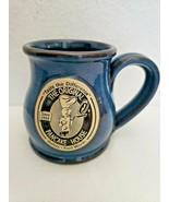 The Original Pancake House Coffee Cup Mug Dallas Ft Worth Deneen Pottery... - $18.79