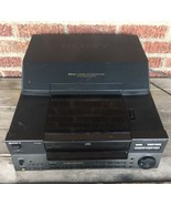 RARE Sony CDP-CX100 CD Changer 100 Disc Player NO Remote WORKS GREAT! - $140.25