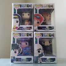 Cowboy Bebop Funko Pop - Set of 4 with autographed Spike and Beckett COA - $160.00