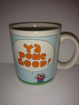 Encouraging coffee mug ya done good Hallmark collectible motivating cong... - $22.76