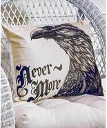 Nevermore Halloween Accent Pillow - $19.98