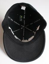 UGP Under Ground Products Black or White Ninja Shuriken FlexFit Baseball Hat NWT image 8