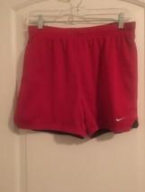 NIKE Dri-Fit Women's Athletic Shorts Sz S 4-6 MultiColor  - $41.28