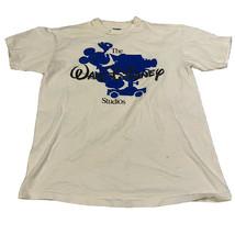 Vtg 80's Single Stitch Mickey Mouse Walt Disney Studios T Shirt L - $24.27
